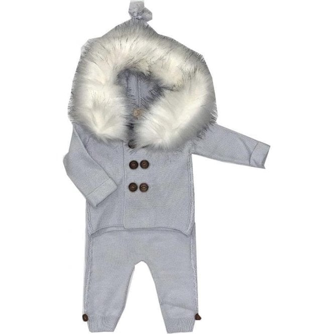 CARAMELO KIDS 2-piece Grey
