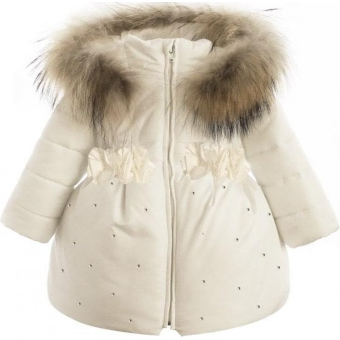 ALLEGRA Coat Cream