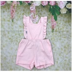 Play suit Pink