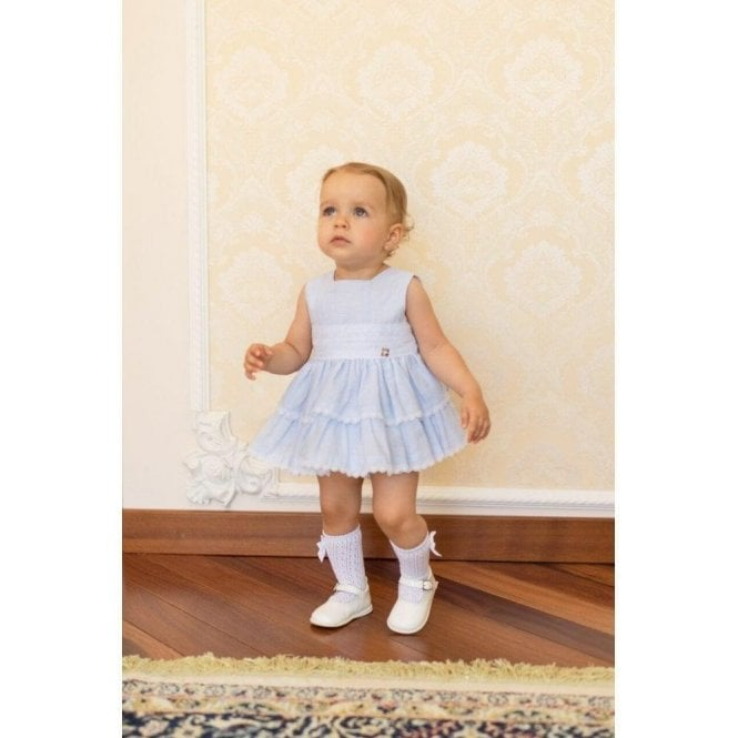 DOLCE PETIT Dress Blue