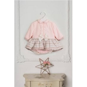 Dress & Knickers Pink Check