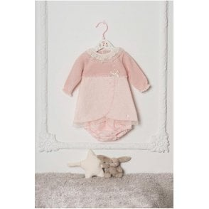 Dress & Knickers Pink/cream