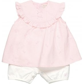 2 In 1 Dress Pink