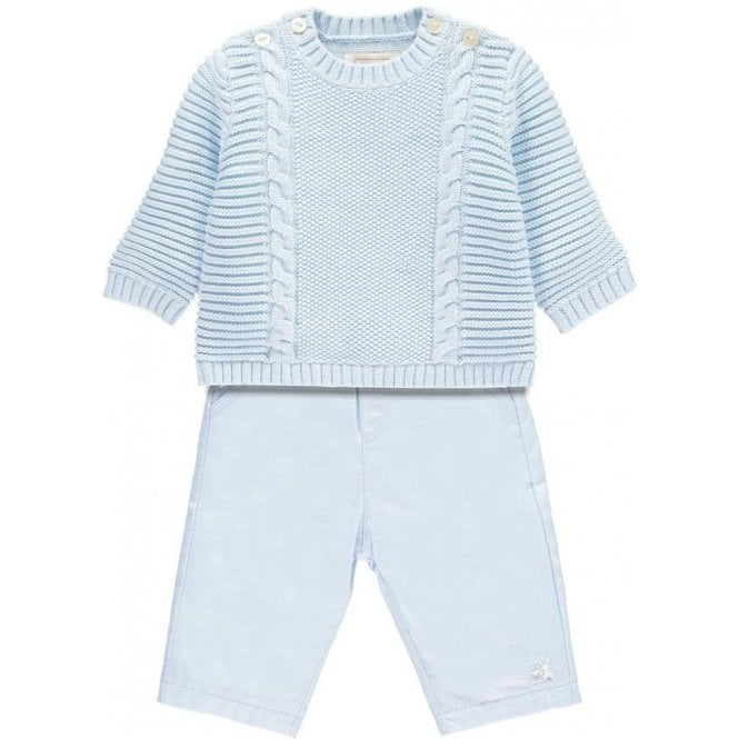 EMILE ET ROSE 2 Piece Blue