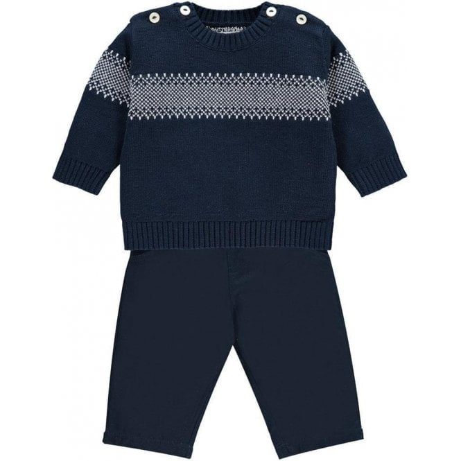 EMILE ET ROSE 2 Piece Navy