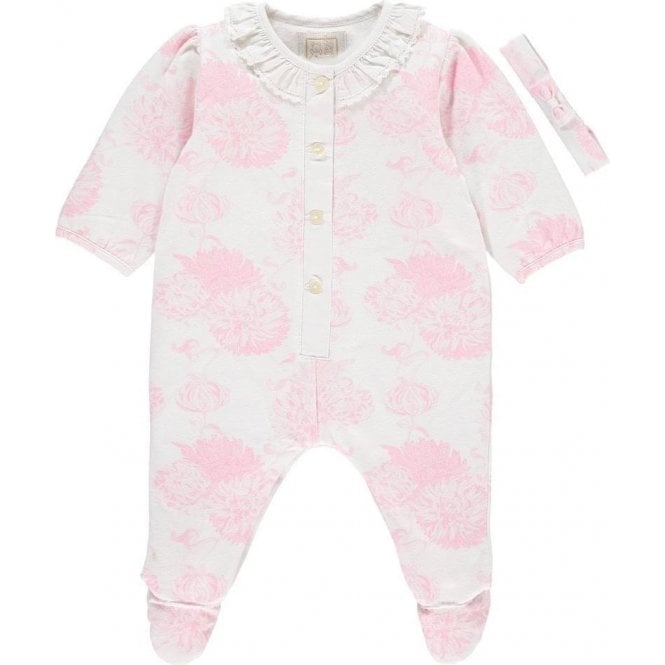 EMILE ET ROSE All In One & Hair Band Pink
