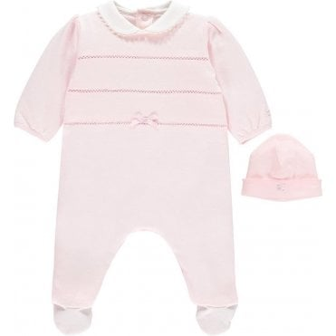 All In One & Hat Pink