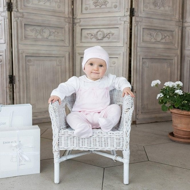 EMILE ET ROSE All In One Pink