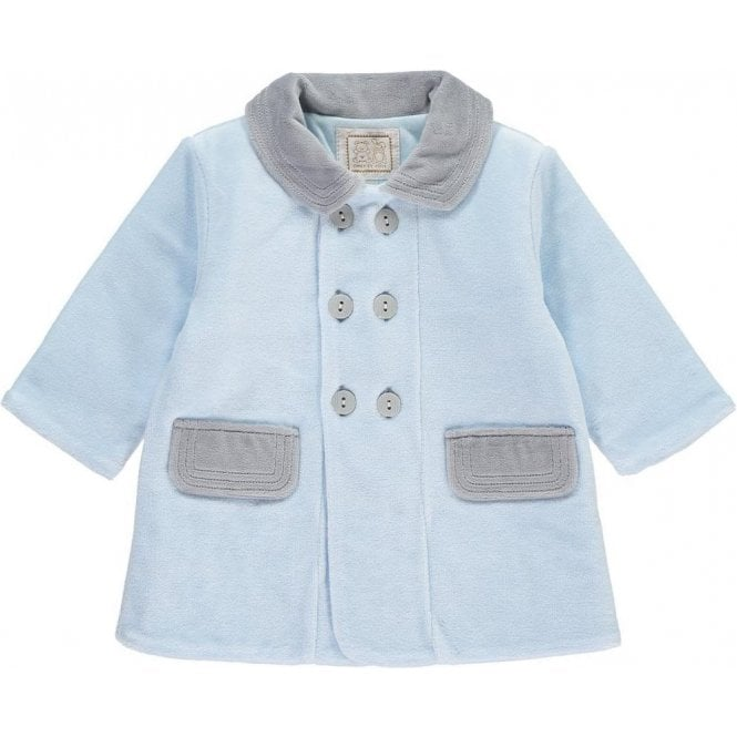 EMILE ET ROSE Coat Blue