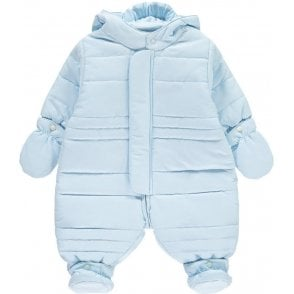 Snowsuit Blue