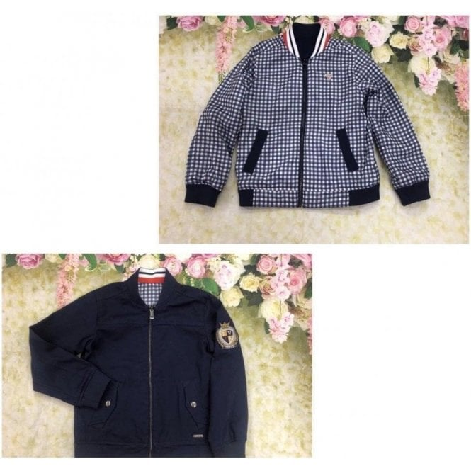 GUESS KIDS Jacket Navy/red