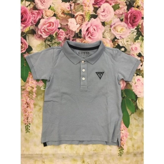 GUESS KIDS Polo Blue