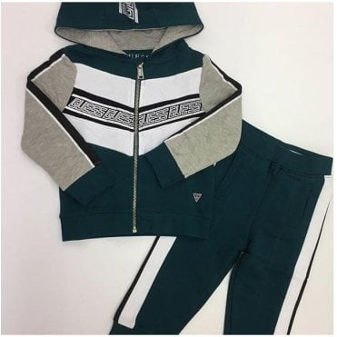 Tracksuit Green