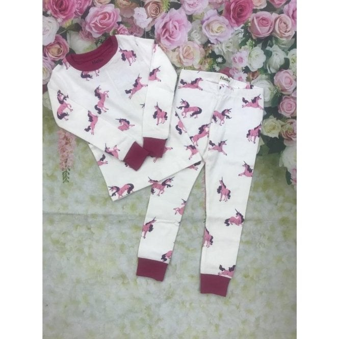 HATLEY Pyjamas Cream/pink