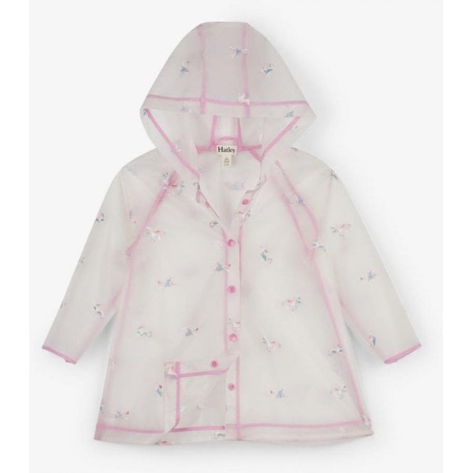 HATLEY Raincoat Clear