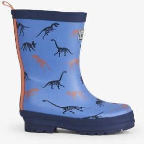 Wellies Blue