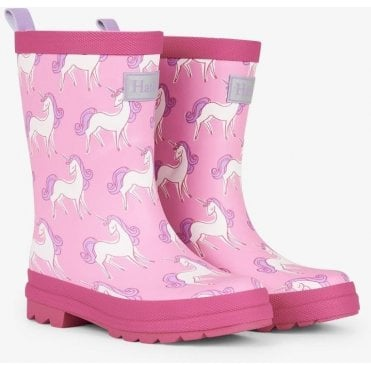 Wellies Pink