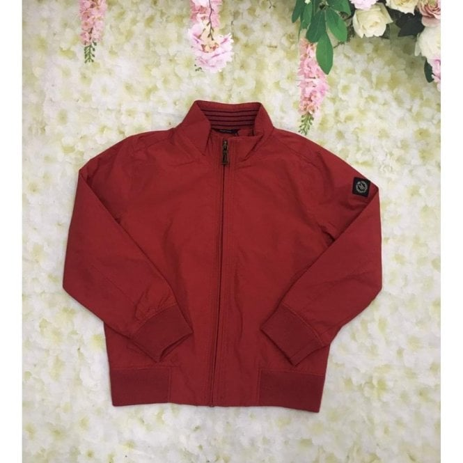 HENRI LLOYD Jacket Red