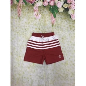 Swim Shorts Red