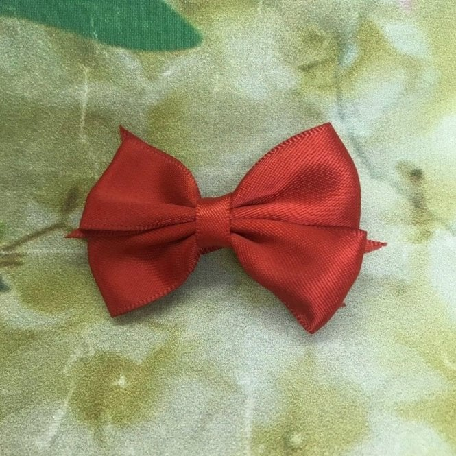 KINDER Bow Red