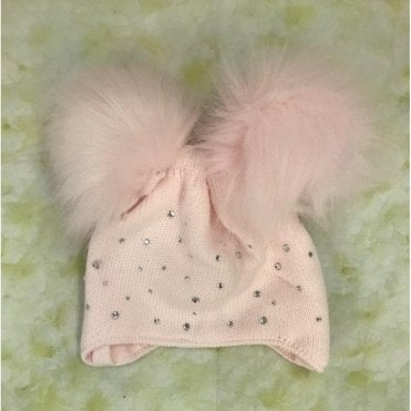 Double Pompom Pink
