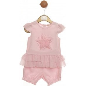 Dress & Knickers Pink