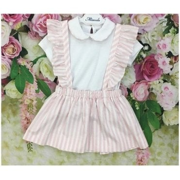 Dress And Shirt Pink