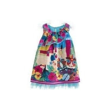 Dress Multicolour