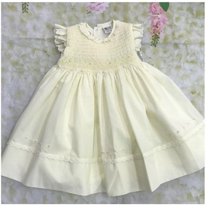 SARAH LOUISE Dress Lemon