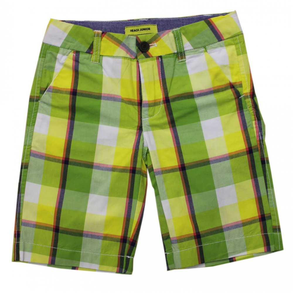 Silvian Heach Yellow Shorts