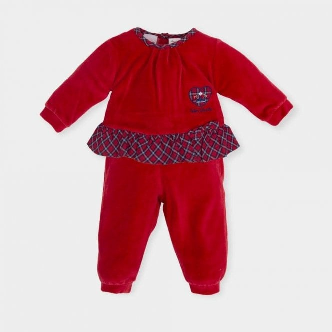 TUTTO PICCOLO 2 Piece Red