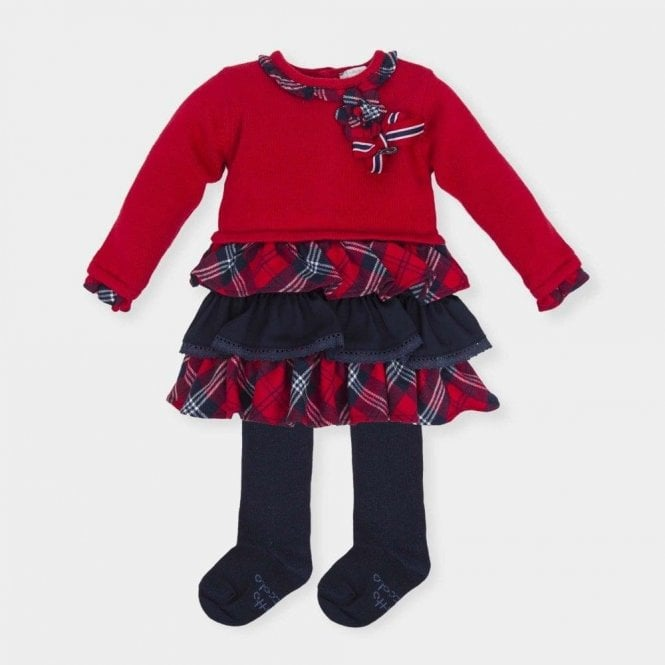 TUTTO PICCOLO Dress Red