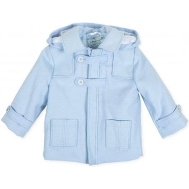 Dufle Coat Blue
