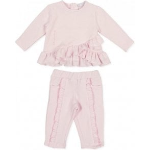 Track Suit Pink